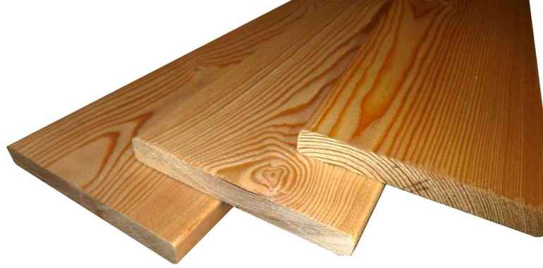 Свойства и применение древесины лиственницы