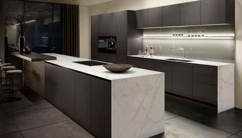 Кухни с островом в современном стиле: особенности дизайна интерьера