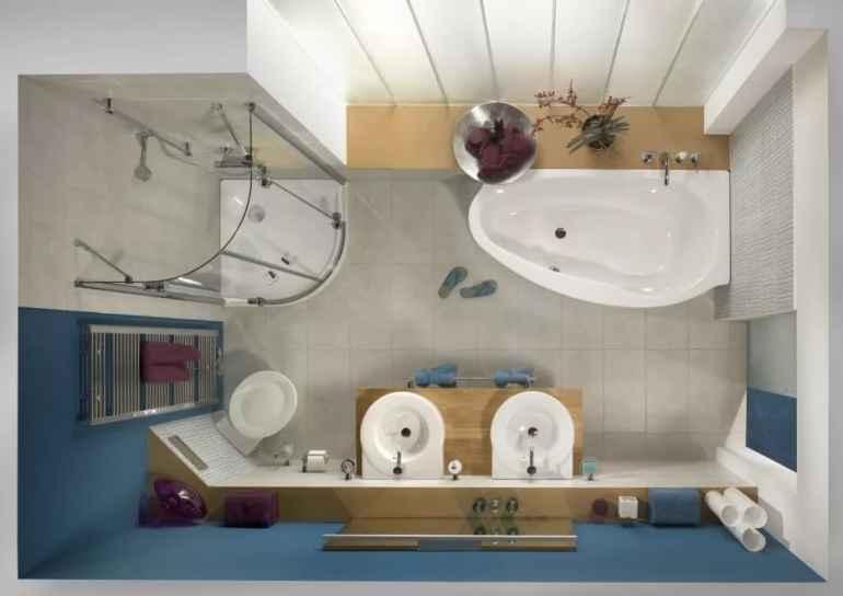 Рассчитываем плитку на стены в ванной комнате: простые лайфхаки