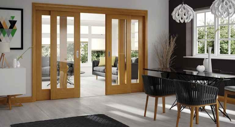 Выбираем межкомнатные двери: пенал или гармошка?