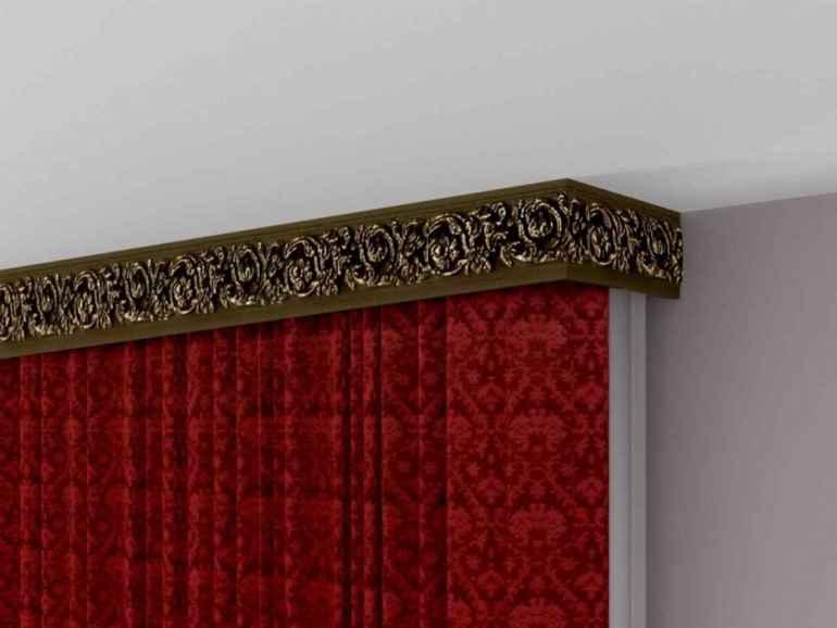 монтаж рифленого оловянного потолка