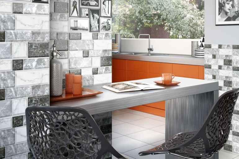 Выбираем плитку для оформления рабочей зоны на кухне